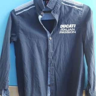Ducati long shirt
