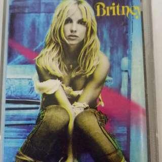 Britney Spears Album Cassette