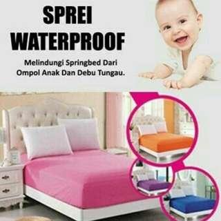Sprei Waterproof (foto geser ➡)