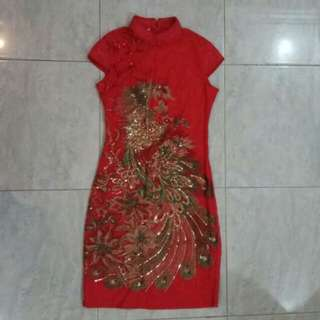 Chongsam/ shanghai dress
