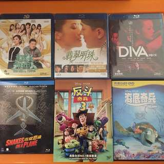[$20區] 電影DVD Bluray