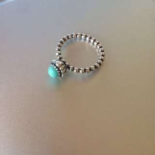 AUTHENTIC! Pandora birthstone ring