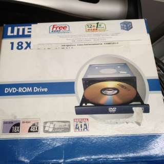 Lite-on DVD writer 全新