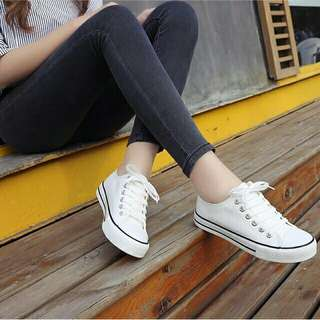 trendy korean rubbers shoes