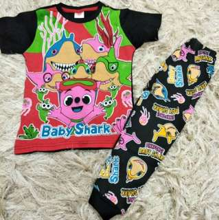 Set full baby shark