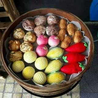 ซาลาเปา (Thai Special Salapao@Steamed Buns) [HALAL]