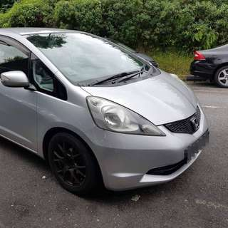 Honda Fit(Jazz) 1.3L(A) Year 2008