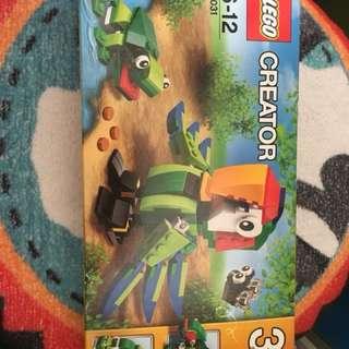 Lego 31031 Creator