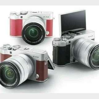 Kredit kamera X A3 bunga 0%