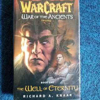 WarCraft - War of the Ancient (Book one)