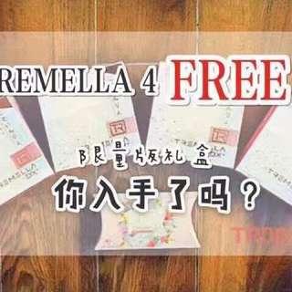 Tremella Dx+ (Buy 4 boxes free 5 sachets)