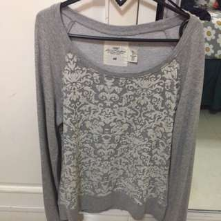 Grey Sweater by H&M