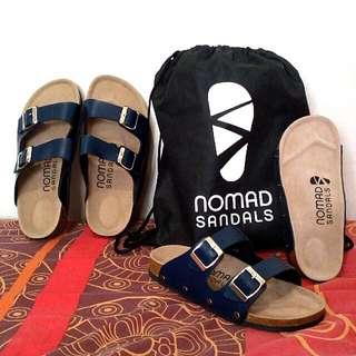 Nomad Sandals Replaceable Straps Women's Size 8