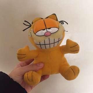 🚚 加菲貓娃娃