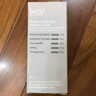 Belif Tinted Moisturizing Waterdrop BB