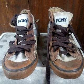 Pony shooter '78 hi