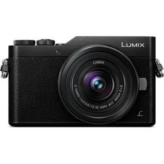 Bundle Deal! Panasonic Lumix GF9