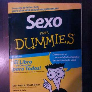 Sexo para DUMMIES: Sex for DUMMIES