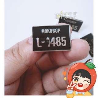 exo L-1485 pin