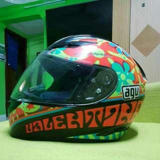 AGV Helmet Valentino Rossi fuulface K-3