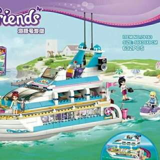 Lego/lego friends/friends lego