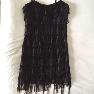 Forever 21 Tassel Dress