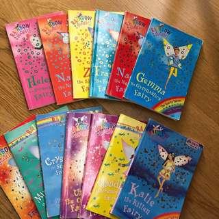 Rainbow magic story books