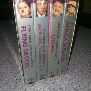 "Collectibles VHS tape ""Comedy"" Classics"