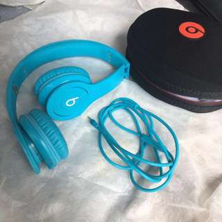 Beats by dr.dre Solo HD Headphone (wired)