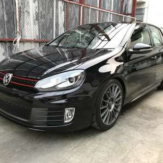 VW Golf GTi MK6 Thai Regn