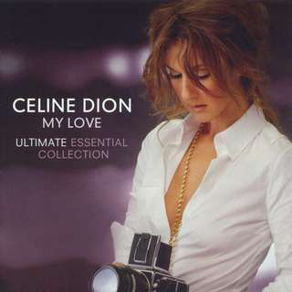 Celine Dion My Love (Ultimate Essential Collection) double cd