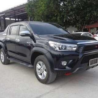 Toyota Hilux Revo Thai Regn