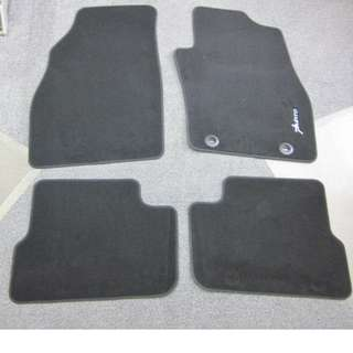 Fiat Grande Punto Grand 2006 onwards Genuine Car Mats 汽車地毯 地氈 地墊 踏墊 腳墊