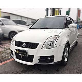 桃園出售 07年 SUZUKI SWIFT 實車實價 里程車況保證 省油優質代步五門房車 輕鬆全額貸
