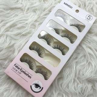 Miniso Fake Eyelashes