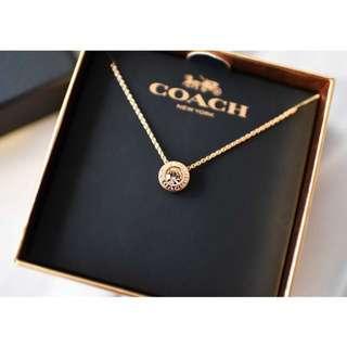 🚚 Coach項鍊