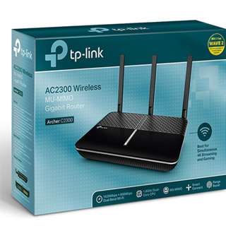 TP Link AC2300 Wireless MU-MIMO Gigabit Router