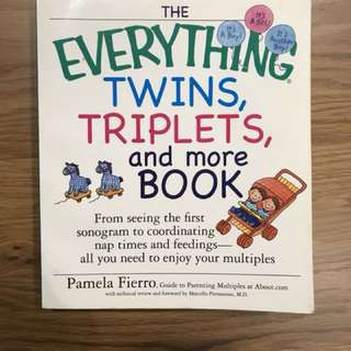 The Everything Twins, Teiplets and more Book