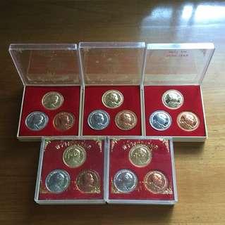 Thailand Rama 5 Vintage Coin