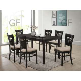 [1+6] CLASSICAL DINING ROOM SET COCO2