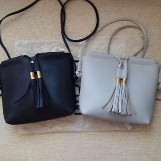 貝殼袋 two handbags