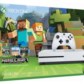 Brand New Xbox One S 500GB
