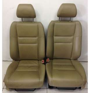 Honda Civic Car Leather Seat (CS327)