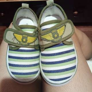 Rubber shoes for baby boy
