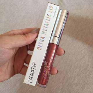 Colourpop - Ultra Metallic Lip - Kween