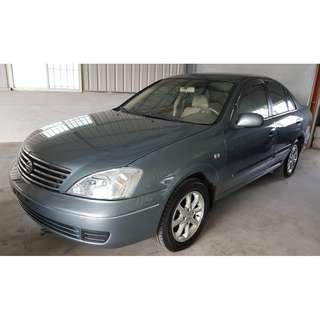 2006年 M1  1.8 優質代步車 免費審核貸款 全額貸 低月付2888