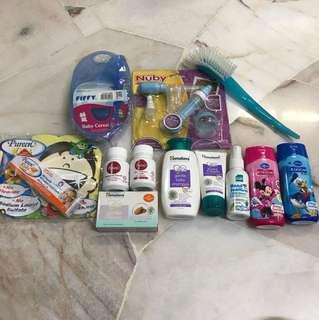 Random Baby Essentials