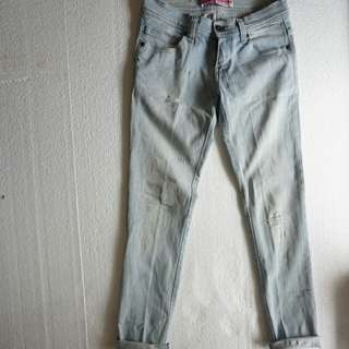 Celana Jeans Ninety Degrees by LOGO