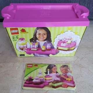 LEGO Duplo Creative Cakes 6785 (Ages: 2 - 5)