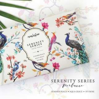 Naelofar Serenity series perfume (3in1)